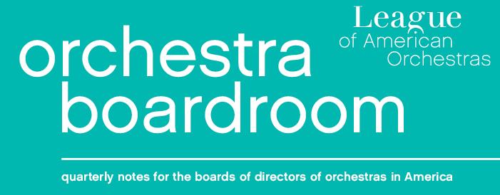 Orchestra Boardroom Newsletter