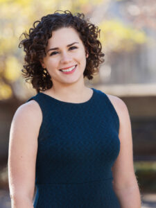 Amanda Díaz, Manager, Learning and Leadership Programs