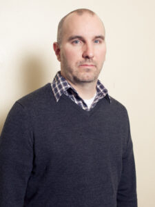 James Barry, Senior Manager, Artistic and Learning Programs