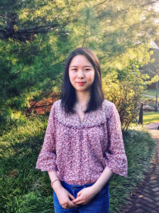 Jiawen Wang, Assistant, Knowledge Center