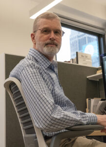 Michael Rush, Symphony Magazine, Production and Design Manager