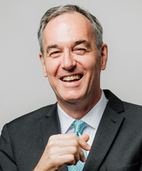 Douglas Hagerman, Chair of the Board of the League of American Orchestras