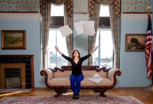 Stacy Garrop, Women Composers