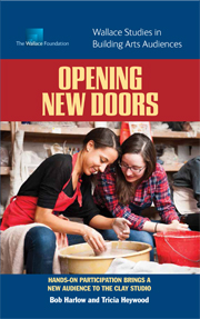 Opening New Doors: Hands-On Participation Brings a New Audience to The Clay Studio