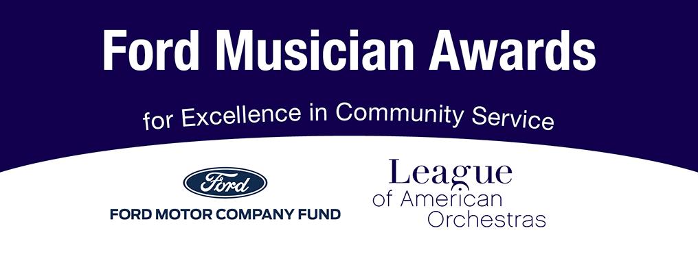 Ford Musician Awards logo