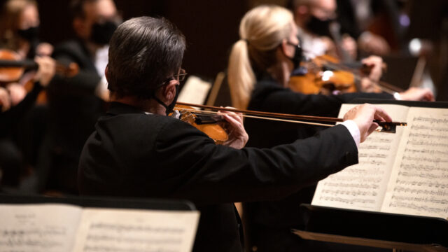 Sylvia Elzafon, Dallas Symphony